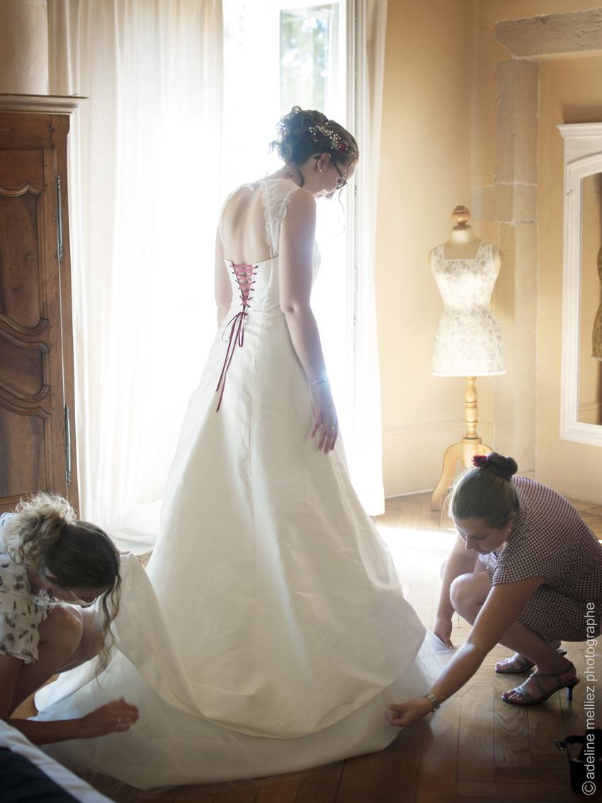 4 raisons pour choisir une robe de mari e sur mesure pour