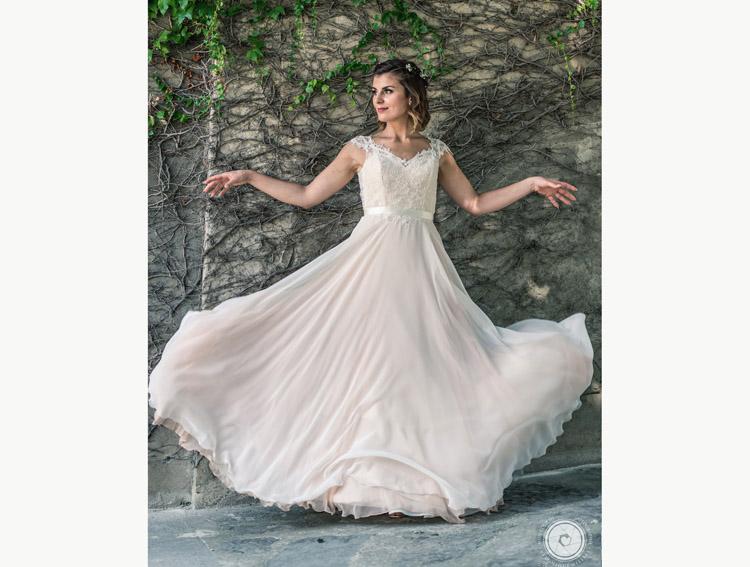Robe de mariee princesse pour quelle morphologie