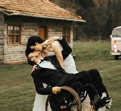 sur mesure pour personne handicapé