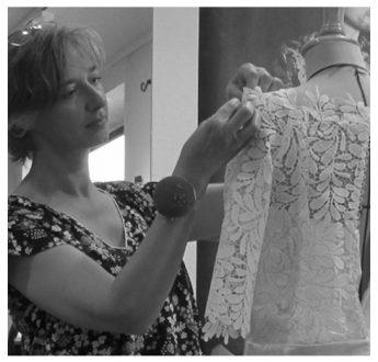 créatrice robe de mariée sur mesure