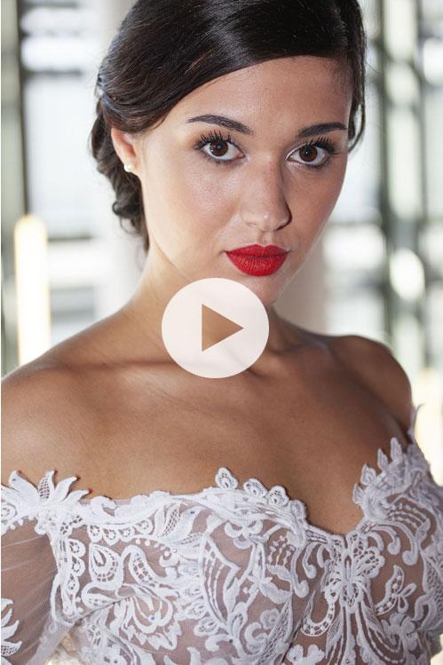 robe-mariée-buste-transparence-Dentelle
