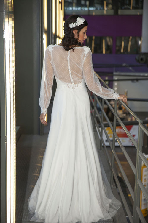 robe-tulle-dos-mariée-manches-longues-chambery