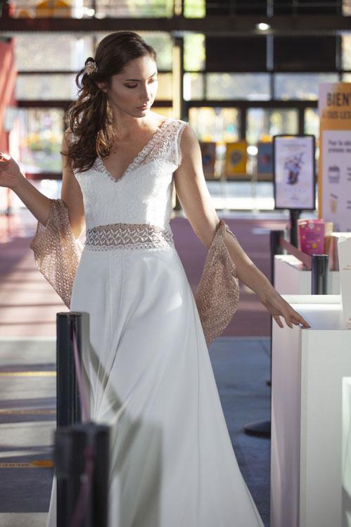 robe-mariée-dos-nu-bohème-Chambery
